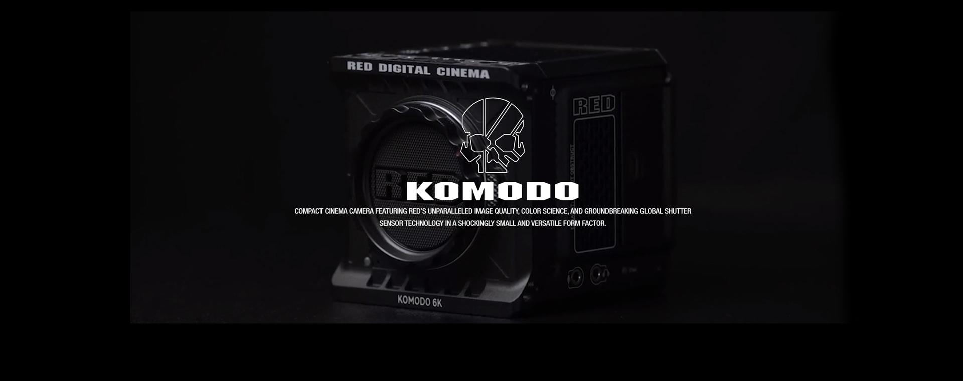Komodo 6K RED Camera