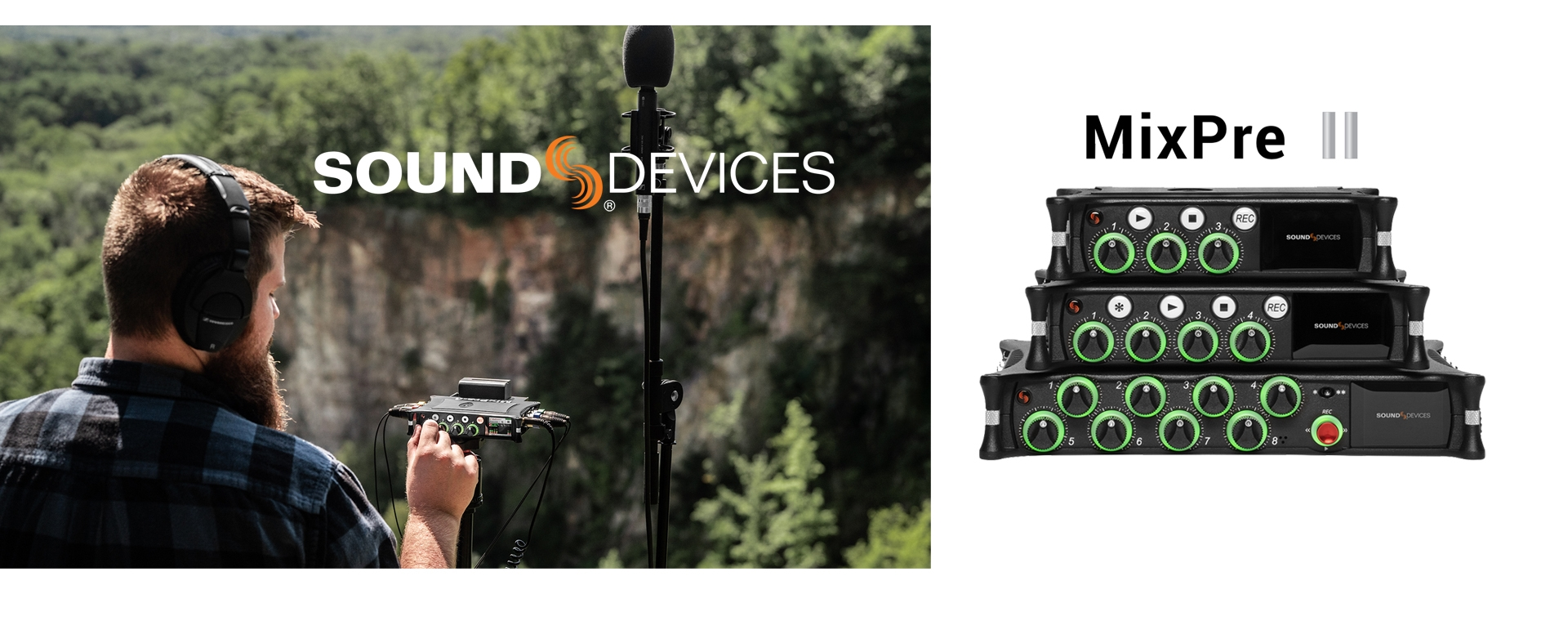 Sound Devices MixPre II