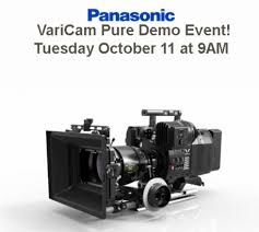 Panasonic Varicam Pure Demo Event