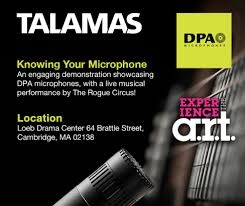 """DPA & Talamas Present """"Knowing Your Microphone"""" Event"""