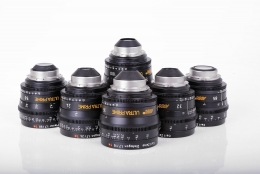 ARRI Zeiss Ultra Prime Lenses