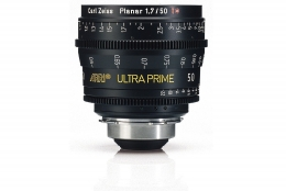 Arri Zeiss 50mm T1.9 Ultra Prime Lens