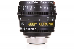 Arri Zeiss 85mm T1.9 Ultra Prime Lens