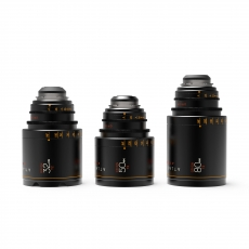 "Atlas Lens Co Orion Series ""B"" Set 32/50/80 Anamorphic"