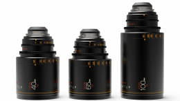 Atlas Lens Co. Orion Series 2X Anamorphic