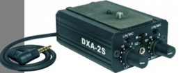 BeachTek DXA2S Dual xlr Universal Microphone Adapter