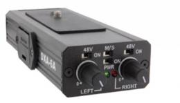 BeachTek DXA6A Dual XLR Phantom Power Adaptor