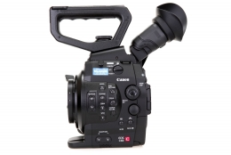 Canon EOS C300 Camera PL Mount
