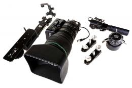 Canon J35ex11B IASD Zoom Lens