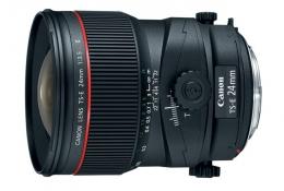 Canon EF 24mm F/3.5 Tilt Shift Lens