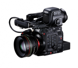 C500 Mark II in EF or Pl Mount