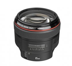 Canon EF prime 85mm F/1.2 L II USM