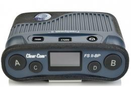 Clear-Com FreeSpeak II 1.9Ghz Belt Pack (FSII-BP19-X4-US)