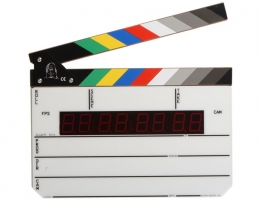 Denecke TS-3 Time Code Slate with LED Display and Built-in Sync Box Time Code Generator