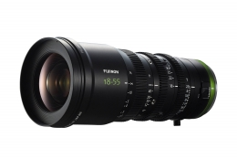 Fujinon MK18-55mm T2.9 Zoom Lens (E-Mount)