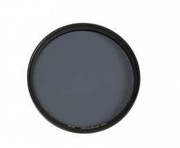 B+W 77mm Circular Polarizer Slim MRC Filter