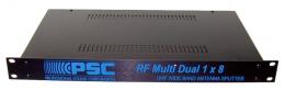 PSC RF Multidual Wideband Antenna Splitter