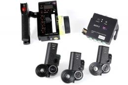 Preston FI+Z3 Lens and Camera Control 3 channel system