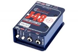 Radial Engineering J48 Phantom Powered Active Direct Box