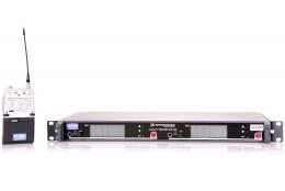 Sennheiser EM3032 SK50 Wireless Microphone System with Beltpack Transmitter