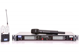 Sennheiser EM3532 SK50 SKM5000 Wireless Microphone System