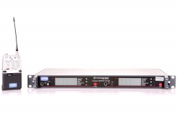 Sennheiser EM3532 SK50 Wireless Microphone System with Beltpack Transmitter