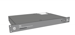 Shure UA845US Wideband Distribution Amplifier