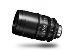 Sigma Cine Zoom PL 50-100mm Lens