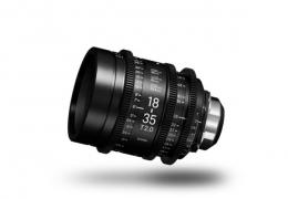 Sigma Cine Zoom PL 18-35mm Lens