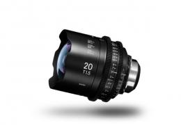 Sigma Cine PL Prime 20mm Lens