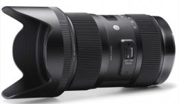 Sigma 18-35mm f/1.8 ART DC HSM EF Lens