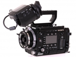 Sony PMW-F55 CineAlta Digital Cinema Camera