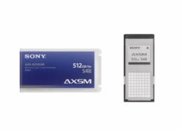 Sony AXS-A512S48 Memory A