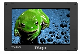 TVLogic VFM-056WP 5.6 in SDI/HDMI LCD Monitor
