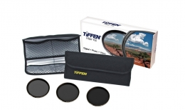 Tiffen 77mm Neutral Density Filter Kit