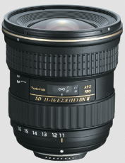Tokina 11-16mm F2.8 AT-X 116