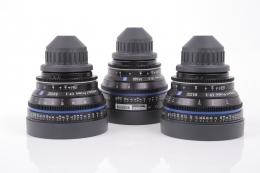 Zeiss Compact Prime CP.2 Lenses (PL)