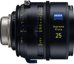 Zeiss Supreme Prime 25mm