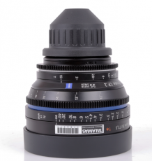 Zeiss Compact Prime CP.2 Super Speed 35mm Lens T1.5