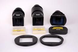 Lomo Square Front Anamorphic Lens Kit