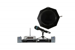 Sportcasters Handheld Package with Command Function & IFB