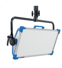 ARRI SkyPanel S60-C Blue/Silver, with Edison Connector
