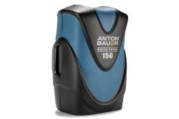 Anton Bauer Digital 150 Gold Mount Lithium Ion DIGITAL Battery, 14.4 volts, 156 watt hours