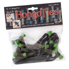 "Bongo Ties 5"" Elastic Cable Ties"