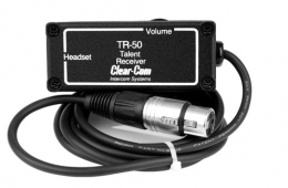 Clear-Com TR50 IFB Talent Receiver