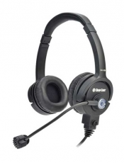 Clear-Com CC-220-X5 Double On Ear XLR Cardioid Headset