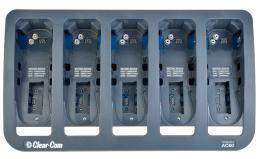 Clear-com FreeSpeak II 5 Way Battery Charger
