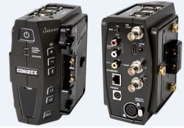 Comrex LiveShot Portable, Video IP Codec
