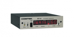 Comtek BST-25 Base Station Transmitter with Rackmount, Frequency 76-88MHz Band