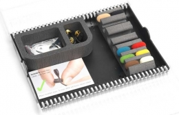 DPA Accessory Kit For D:SCREET Mini Lav